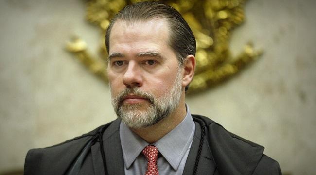 decisão Dias Toffoli é ilegal Lula Marcos Aurélio de Mello STF