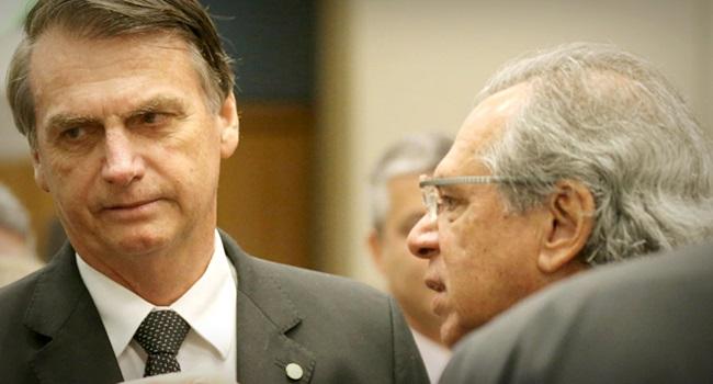 funciona previdência chile Bolsonaro e Paulo Guedes