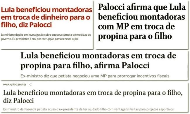 silêncio da mídia em torno do relatório do Coaf sobre a família Bolsonaro
