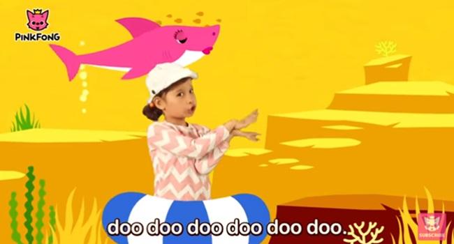verdadeira história baby shark música sucesso crianças e bebês youtube