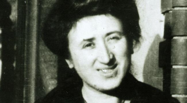 assassinato de Rosa Luxemburgo revolucionária pacifista mulher feminista