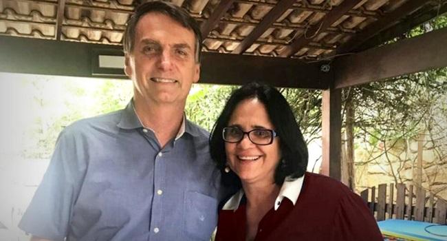 Bolsonaro trabalhar contra liberdade religião estado laico direitos humanos