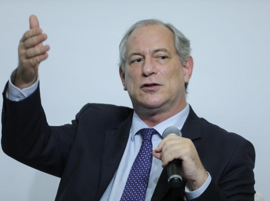 Ciro Gomes critica Bolsonaro