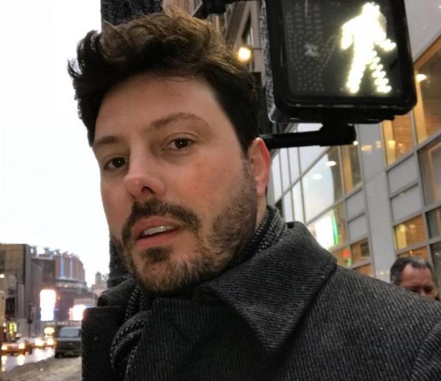 Danilo Gentili filho Mourão