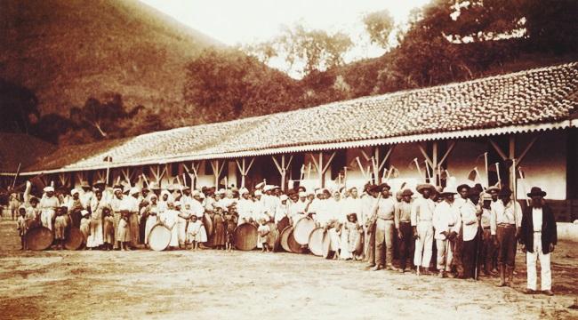 A história quase completa da escravidão no Brasil