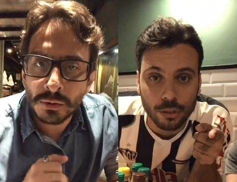 contra nordestinos Lucas Paolinelli Campos Vinícius Raposo