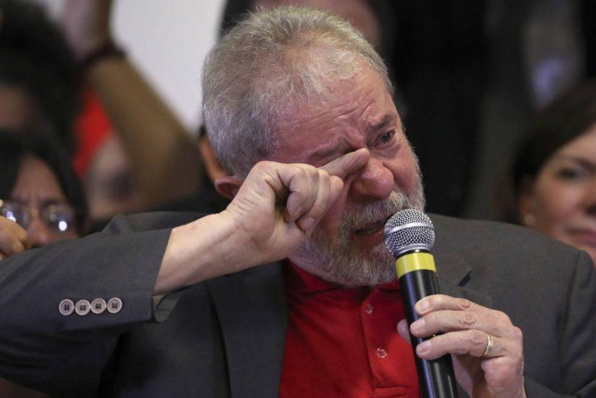Lula velório irmão vavá