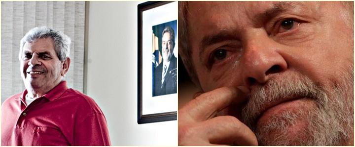 Lula Vavá irmão morte