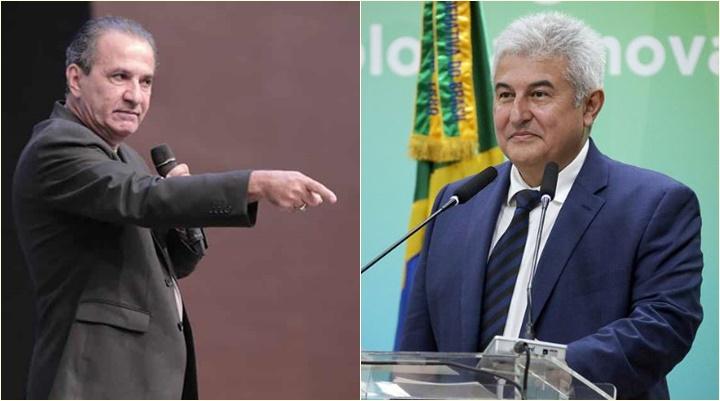Silas Malafaia e Marcos Pontes