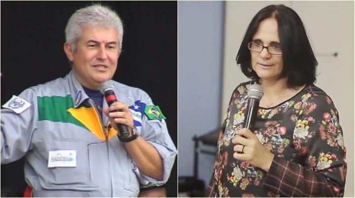 Marcos Pontes Damares Alves