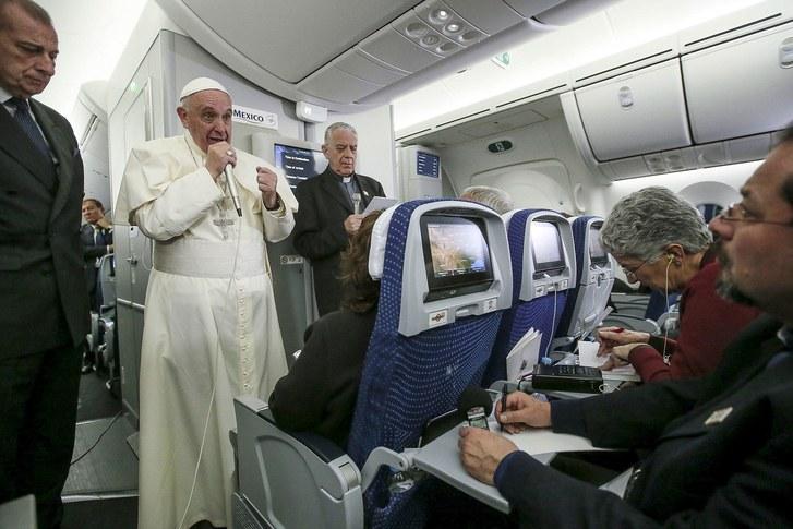 papa francisco educação sexual
