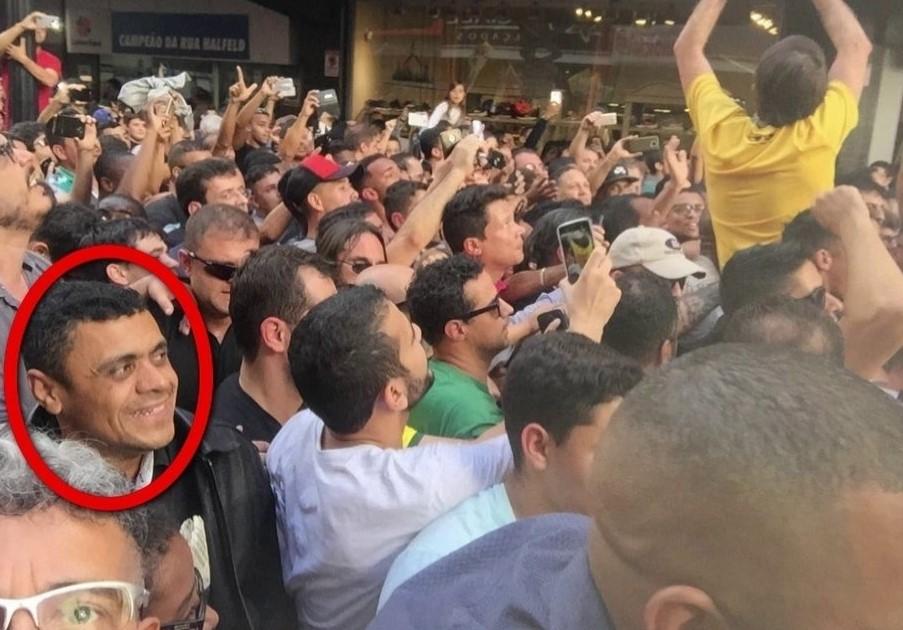 Adélio Bispo agiu sozinho Bolsonaro