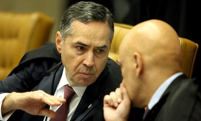 Barroso e Moraes divergem sobre condenado por 0,5kg de maconha