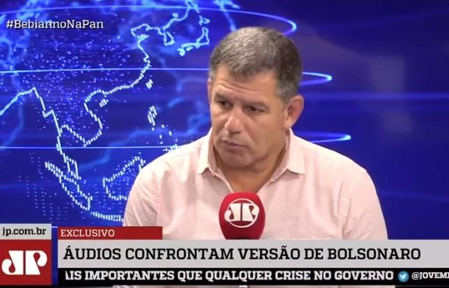 Carlos Bebianno Carlos Bolsonaro