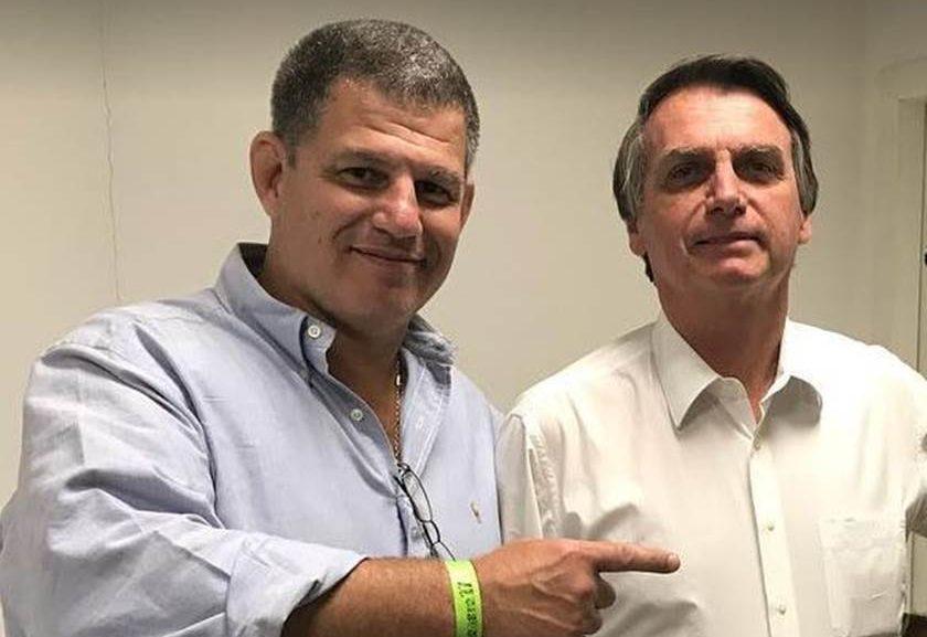Gustavo Bebianno Jair Bolsonaro