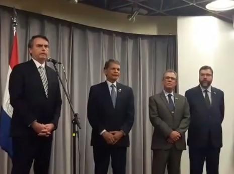 Jair Bolsonaro Carlos Marun