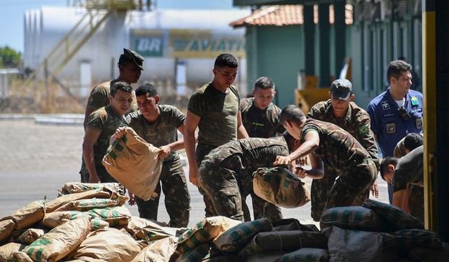 Brasil embarca cruzada suicida Venezuela Rússia China EUA