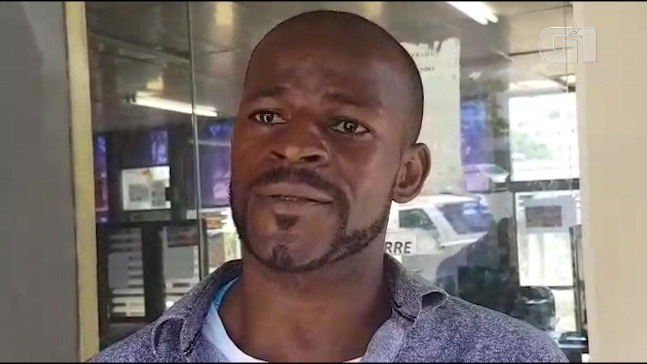 homem negro crispim terral