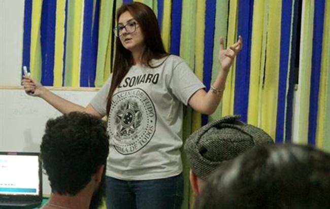 Desembargadora fã Escola Sem Partido ignora STF Santa Catarina