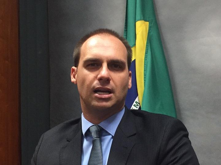 Eduardo Bolsonaro Reforma da Previdência