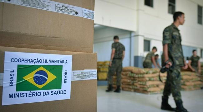 EUA empurram Brasil guerra injustificável Venezuela PETRÓLEO