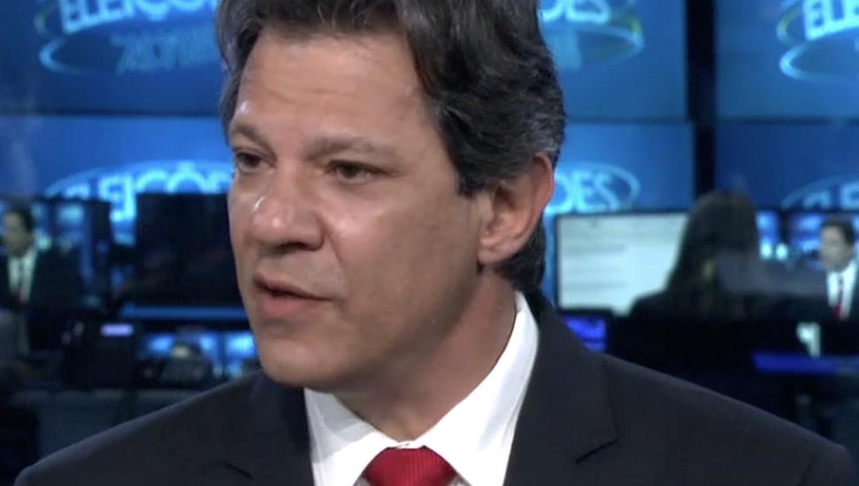 Fernando Haddad corrupção passiva