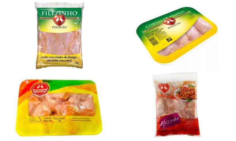 frango perdigão salmonella