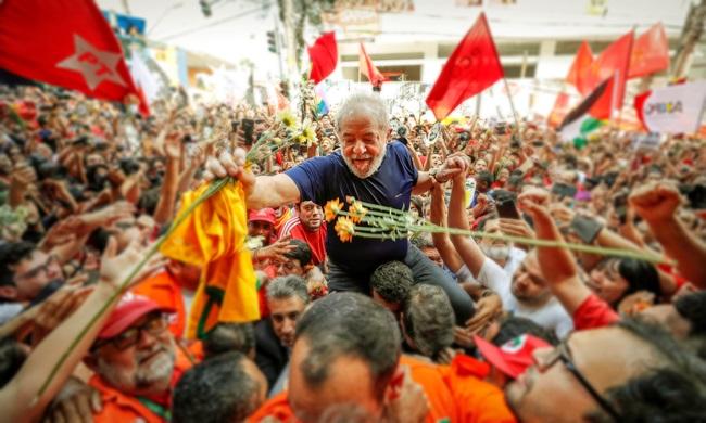 judiciário teme corpo de Lula preso curitiba política