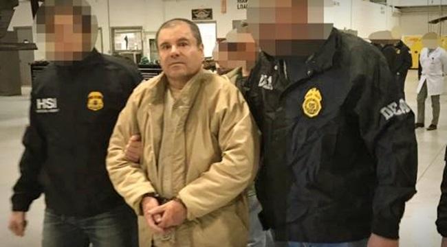 Maior traficante do mundo El Chapo condenado nos EUA