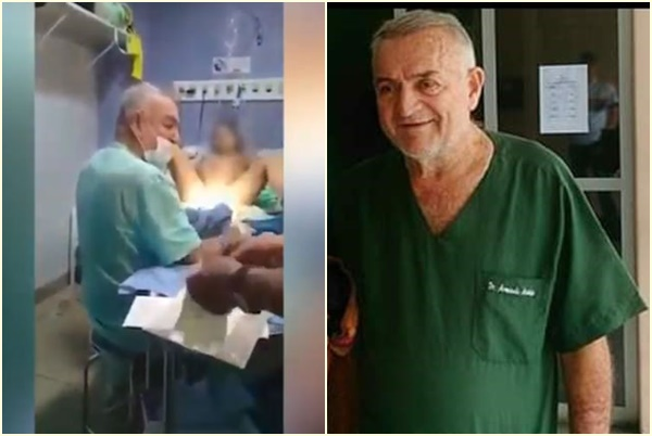 médico Armando Andrade de Araújo