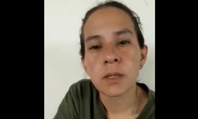 Militar venezuelana sequestrada Nicolás Maduro índios