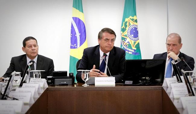 pacote direitista governo bolsonaro economia meio ambiente