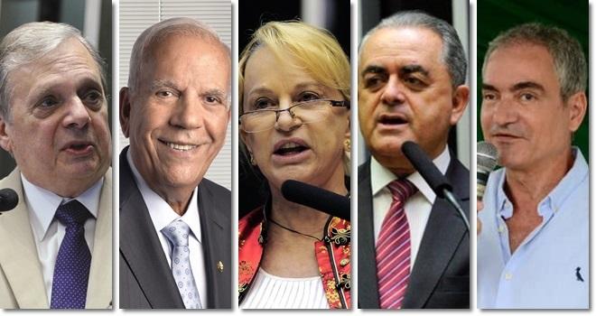 parlamentares mais ricos do Congresso Nacional senado câmara