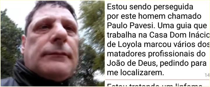Paulo Pavesi sabrina bittencourt