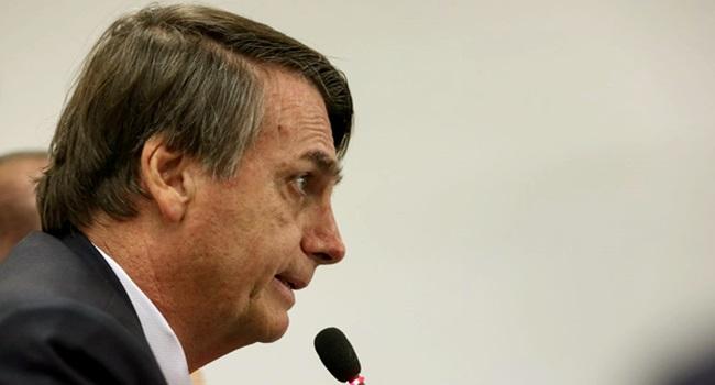 Pesquisa CNT/MDA brasileiros cheque em branco Bolsonaro governo