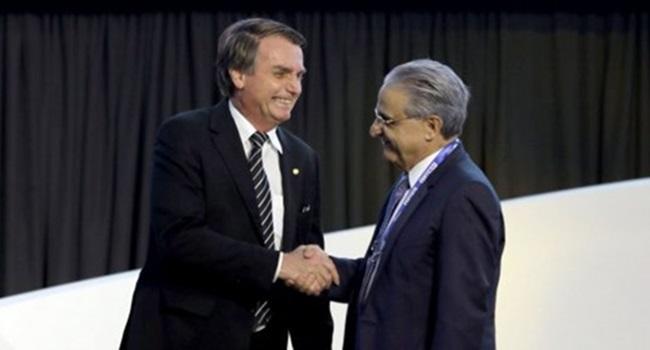 Bolsonaro Robson Braga de Andrade presidente CNI preso operação fantoche minas gerais