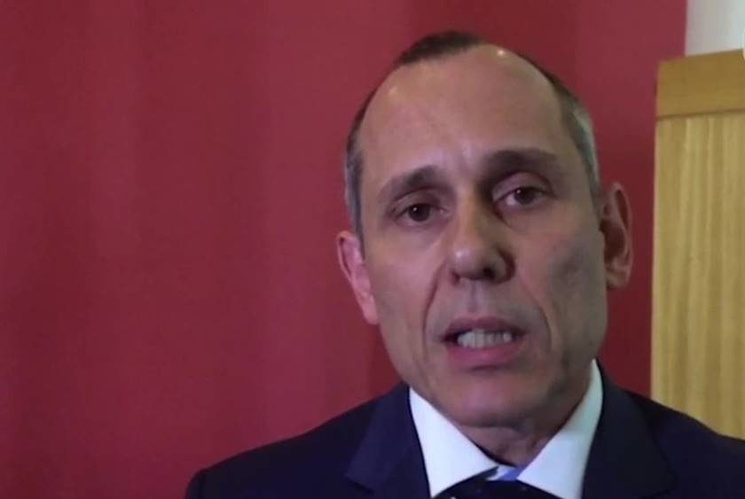 promotor Claudio Calo flávio bolsonaro