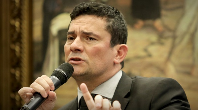 Sergio Moro recua críticas STF governadores
