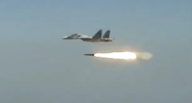 Venezuela míssil russo afundar navio toneladas