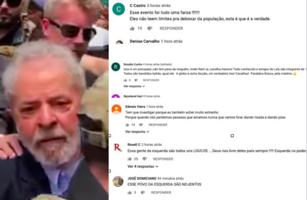 morte de arthur farsa Lula