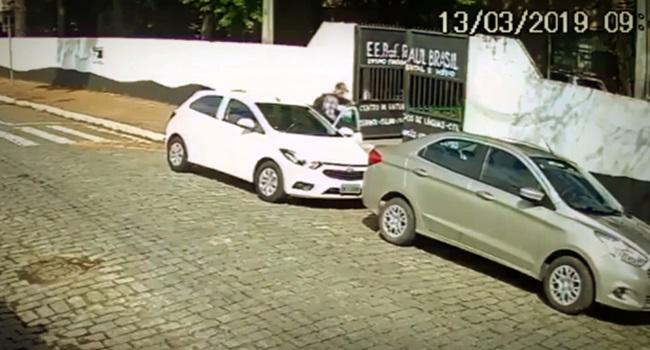 Atirador mais velho enganou pai massacre em Suzano