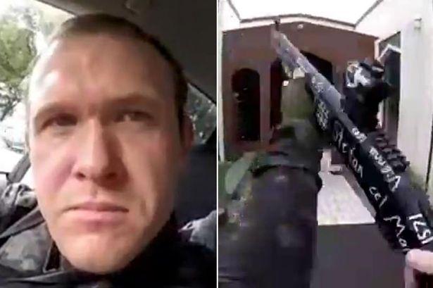 Brenton Tarrant massacre Nova Zelândia