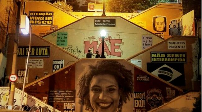 comportamento da família Bolsonaro caso Marielle