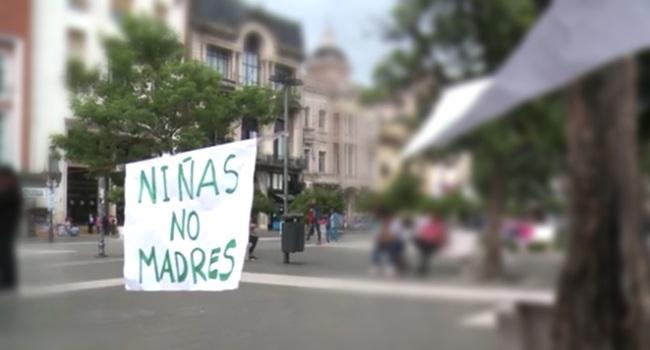 Criança estuprada impedida de abortar Argentina