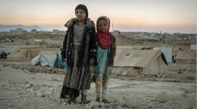 crise humanitária matou 85 mil crianças de fome e doenças evitáveis
