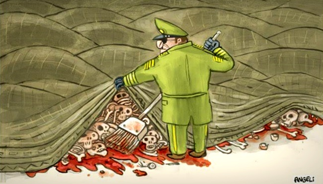 Ditadura civil-militar comemorar golpe tortura