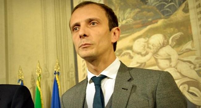 Governador italiano contrário vacinas catapora