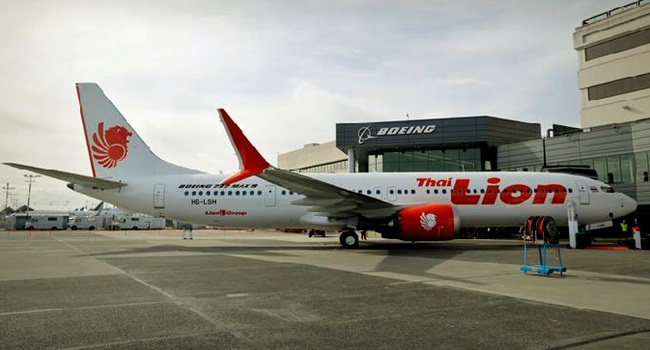 Piloto de carona salvou Boeing 737 Max penúltimo voo