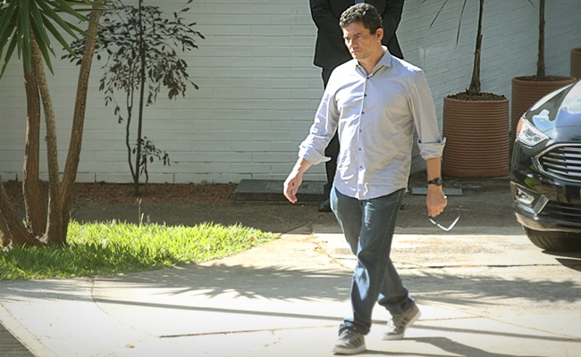 Sergio Moro acusa golpe menciona Deus Rodrigo Maia