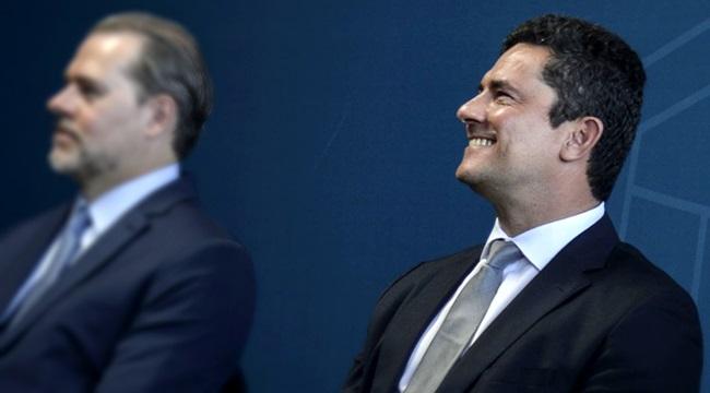 Sergio Moro despreparado suceder Celso de Mello STF Ministro